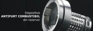 Dispozitive antifurt combustibil din rezervor